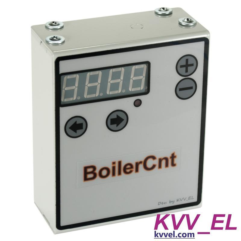 Реле времени для бойлера повышенной надежности BoilerCnt