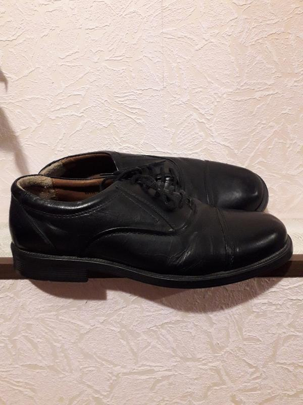 Мужские туфли броги демисезон осень весна