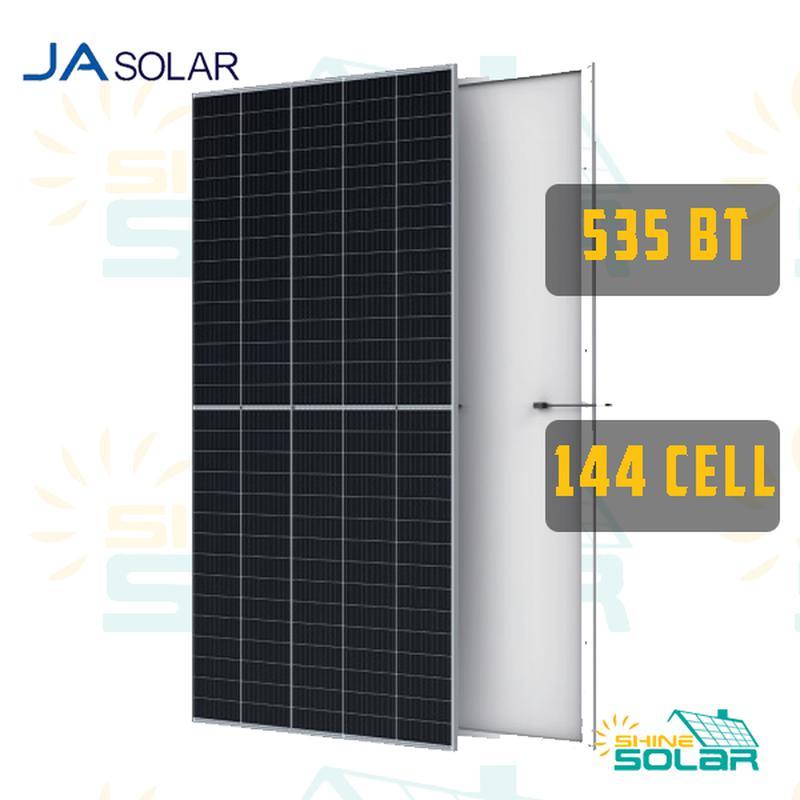 Солнечная батарея панель Ja Solar 535 вт