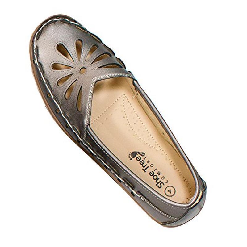 Новые мокасины shoe tree comfort.