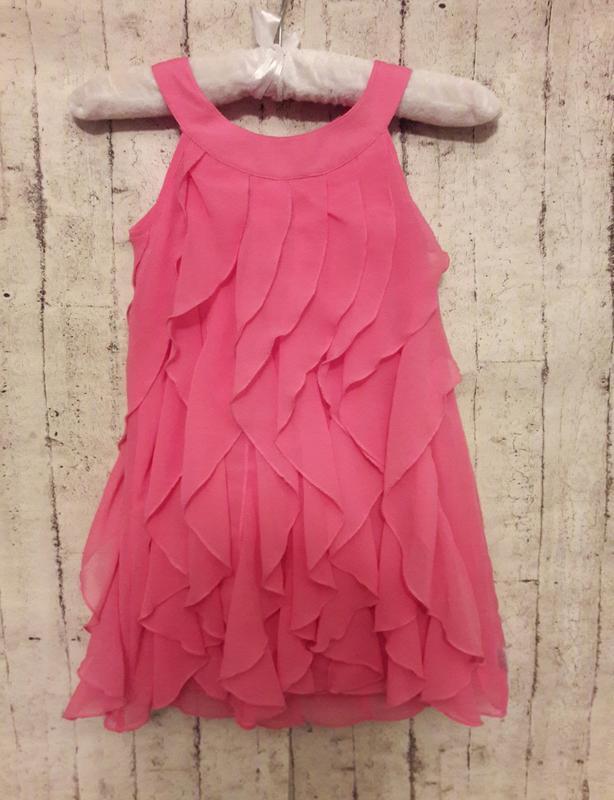 Нарядное,  нежное платье