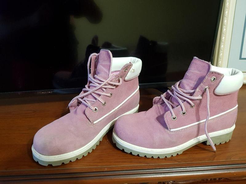 Классные неубиваемые замшевые ботинки
