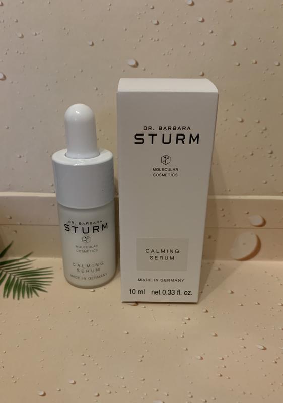 Акция! сыворотка для лица dr. barbara sturm calming serum 10мл