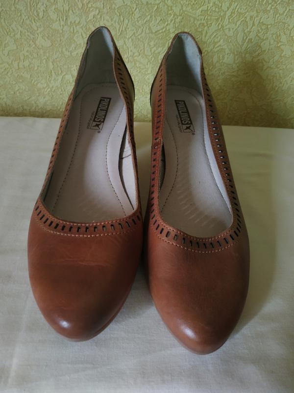 Как новые!!! шикарные туфли pikolinos испания идеал