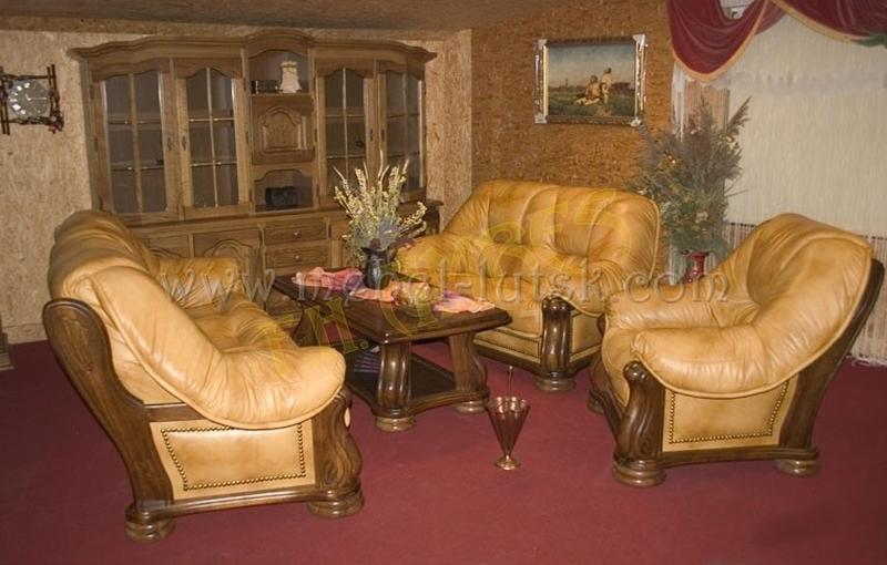 Новый кожаный диван 3ка+2ка+ кресло с Европы. Польша. Комплект.