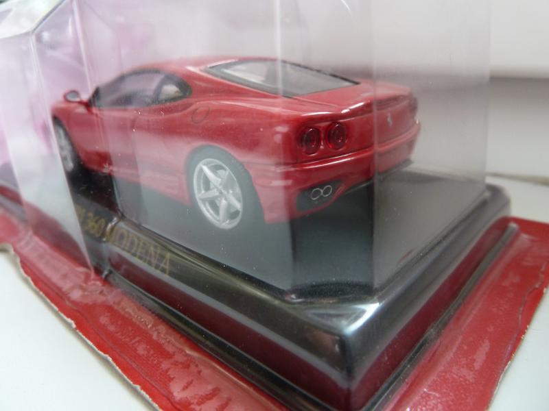 Ferrari 360 MODENA Масштаб 1:43