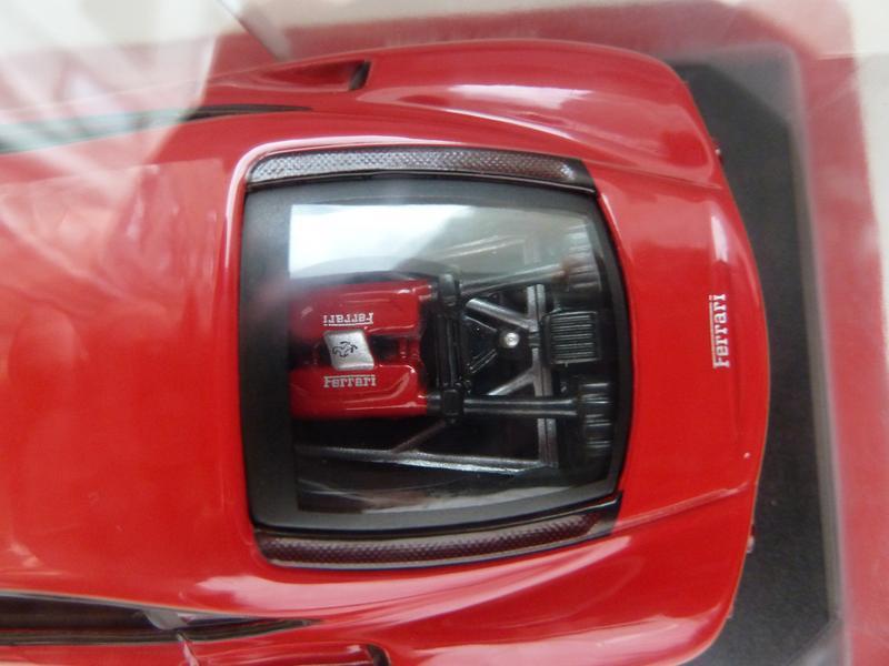 Ferrari 360 MODENA Масштаб 1:43 - Фото 5