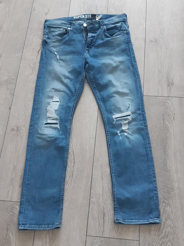 Продам  джинсы н&м на мальчика.