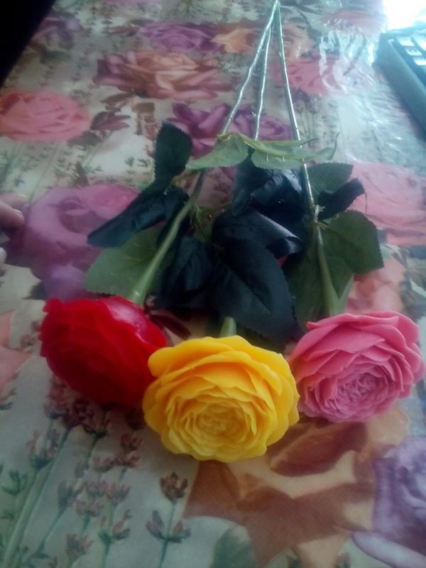 Роза в конусе 2