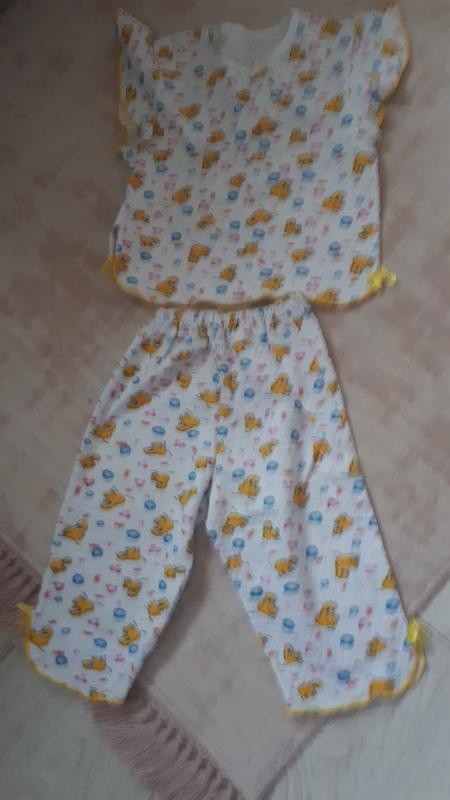 Пижама пижамка летняя хлопок