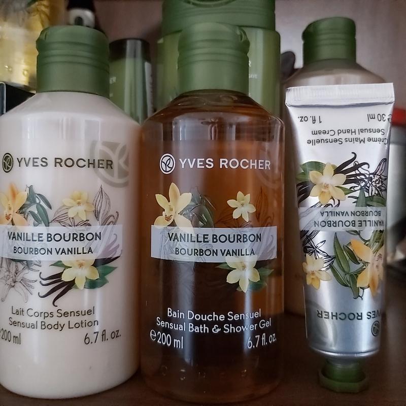 Ив роше yves rosher набор бурбонская ваниль