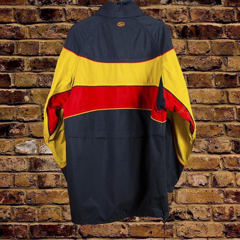 Мужская куртка, курточка спортивная из 90х, анорак - Фото 2