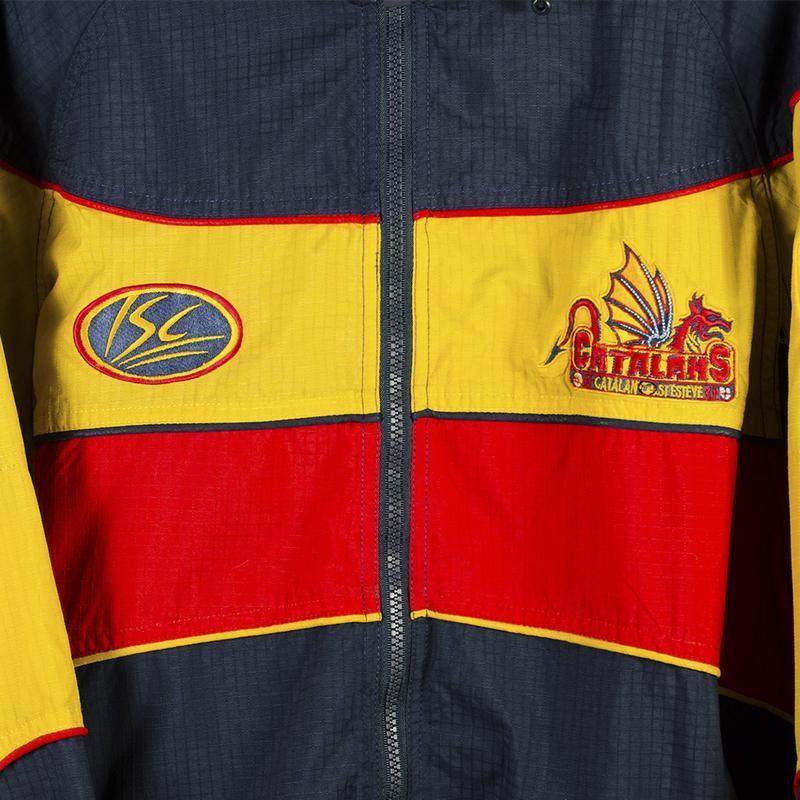 Мужская куртка, курточка спортивная из 90х, анорак - Фото 3
