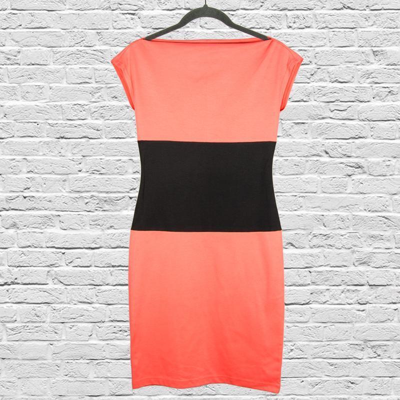 Офисное платье демисезонное, классическое платье, строгое плат...