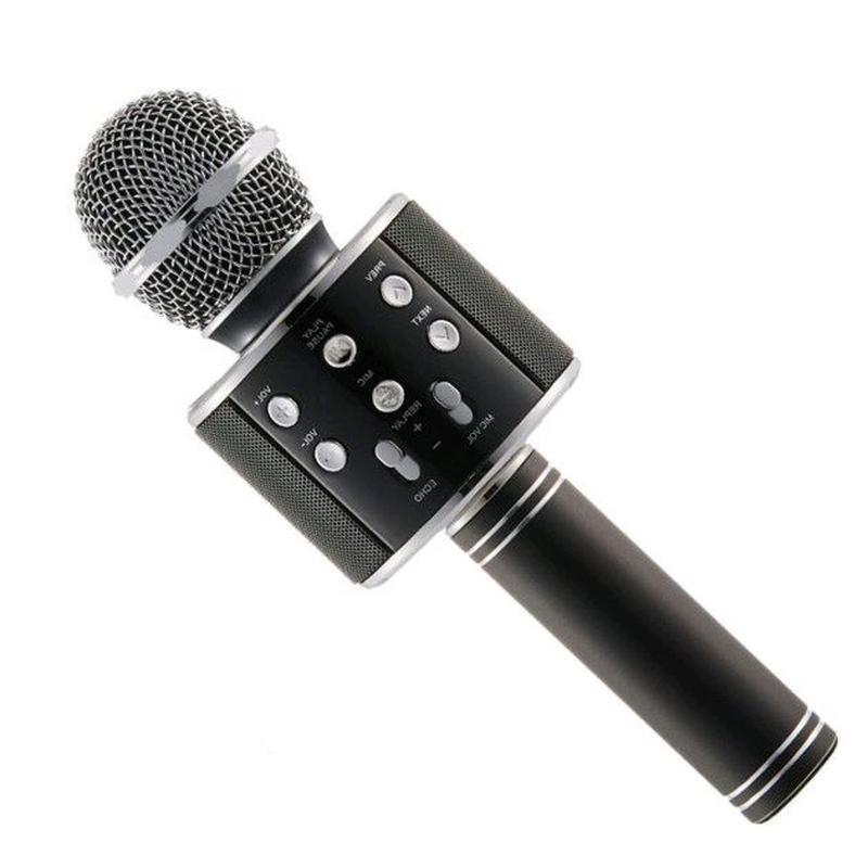 Микрофон WS-858 WSTER BLACK - Фото 2