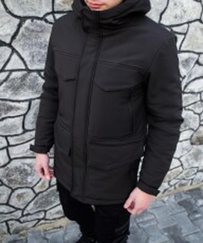 "Мужская зимняя куртка ""rocketman"" - Фото 5"