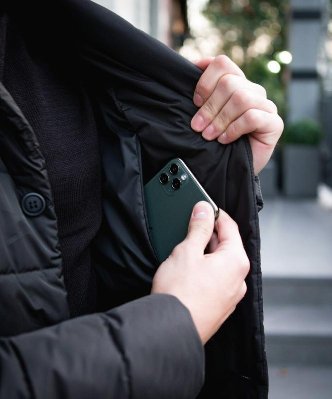 Мужская куртка - Фото 4