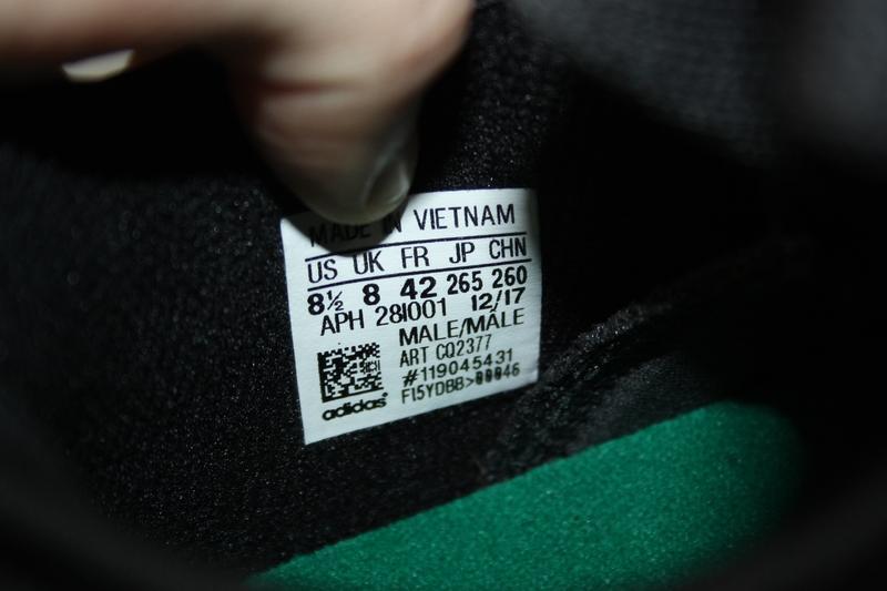 Кроссовки adidas equipment eqt cushion ultra boost support adv... - Фото 8