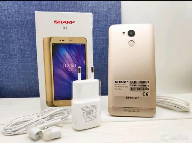 Sharp R1 3/32gb Gold Global Version