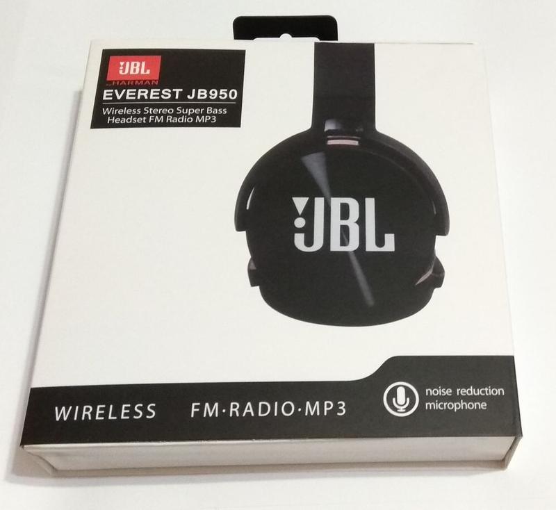 JBL 950 Беспроводные Bluetooth наушники. EVEREST JB950