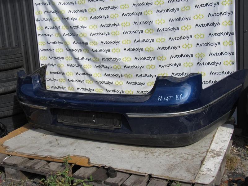 Бампер задний VW Passat B6 2005-2010