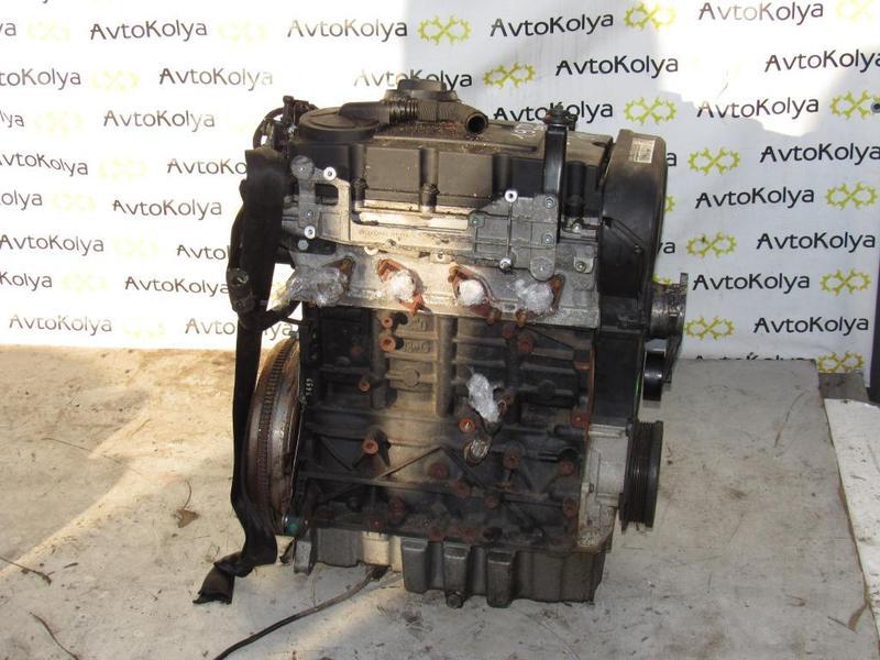 Двигатель VW Passat B6 2.0 tdi 2005-2010 (BKP)