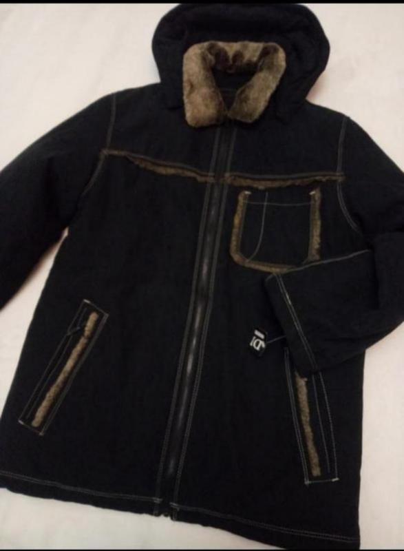Зимняя осенняя куртка best collection германия двойное утепление