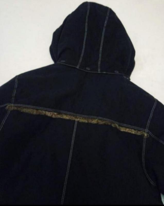 Зимняя осенняя куртка best collection германия двойное утепление - Фото 5