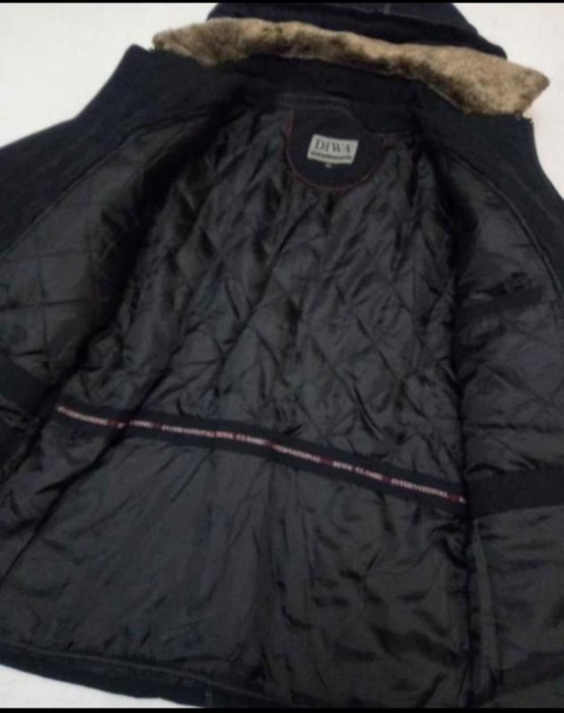 Зимняя осенняя куртка best collection германия двойное утепление - Фото 6