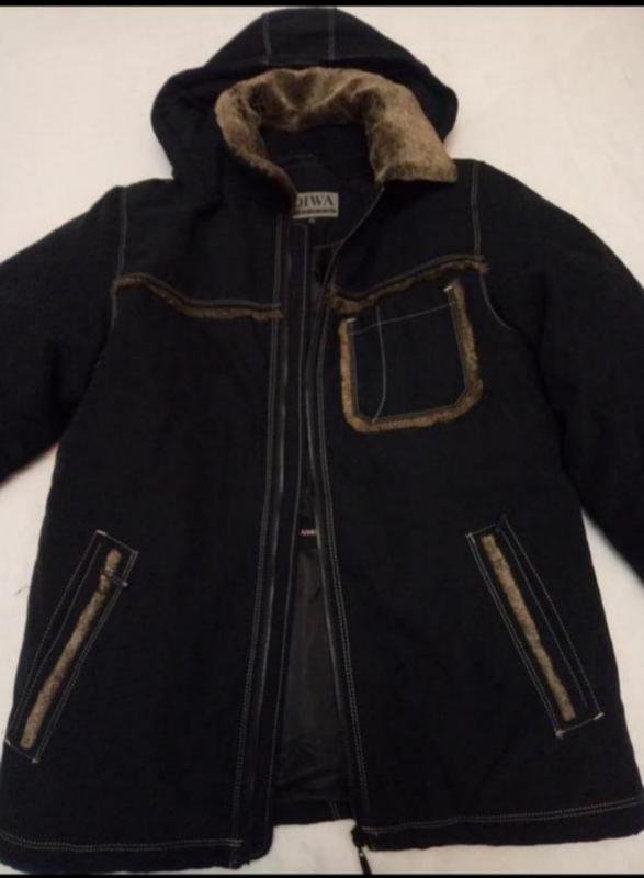 Зимняя осенняя куртка best collection германия двойное утепление - Фото 7