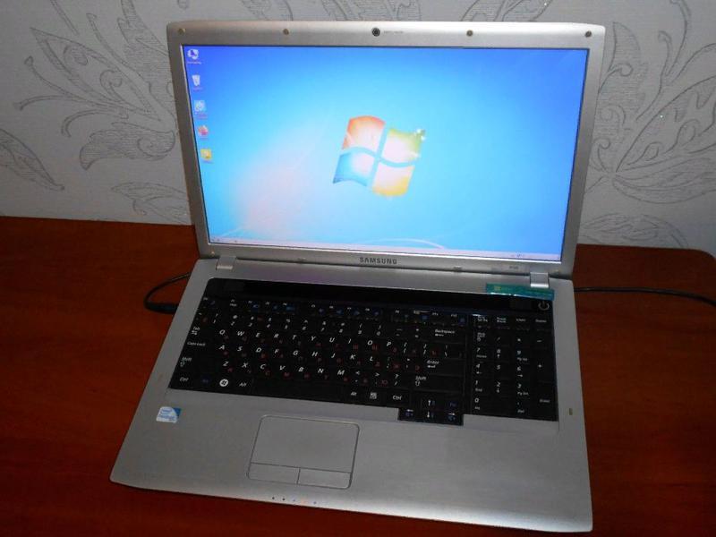 Ноутбук Samsung R728 - 17,3