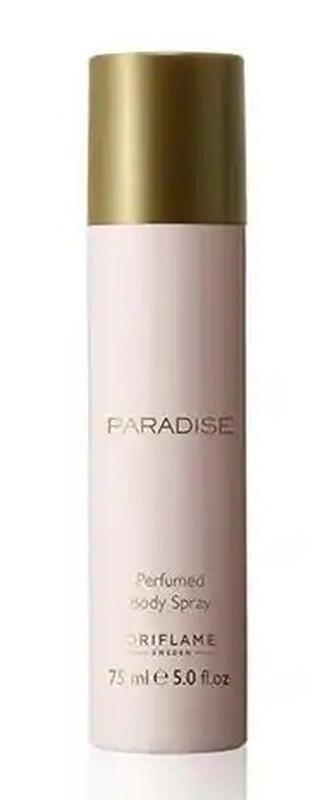 Спрей-дезодорант парфюмированный paradise орифлейм oriflame