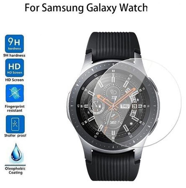 Стекло Samsung Gear S2 S3 Galaxy Watch 42&46mm, Active 1&2 40&44m