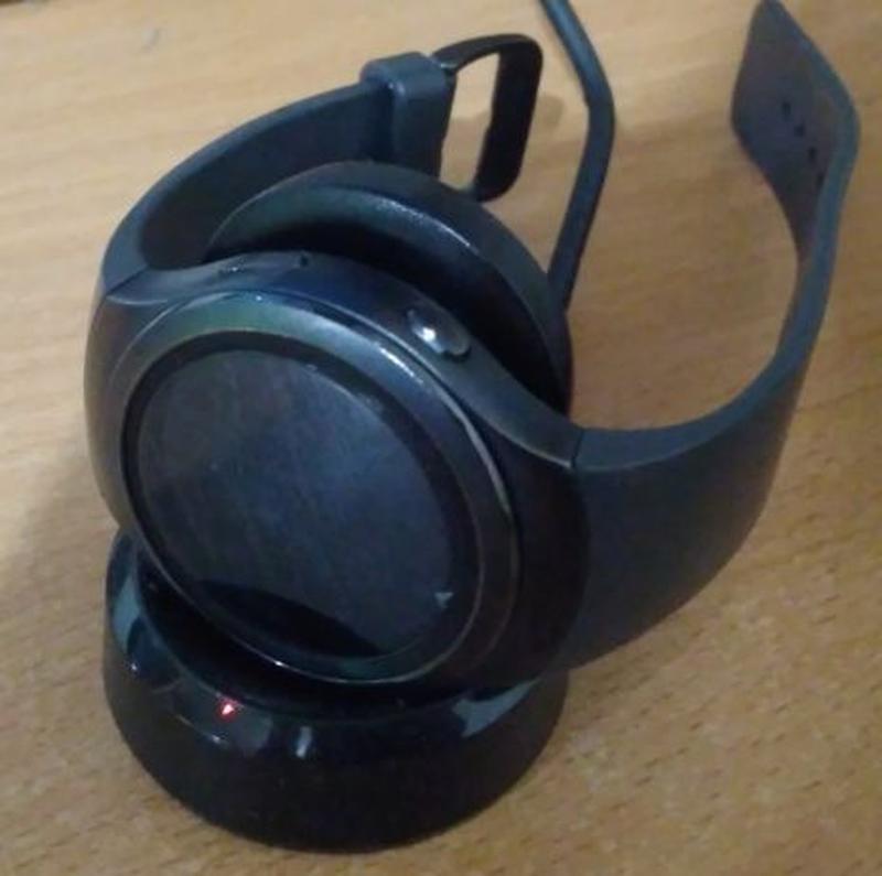Зарядное устройство для часов Samsung Gear S2, S3 и Galaxy Watch