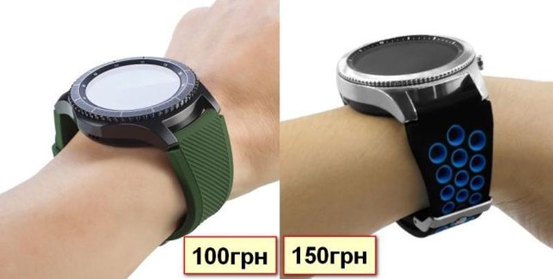 Правильные ремешки для Samsung Gear S2, S3 и Galaxy Watch 46mm...