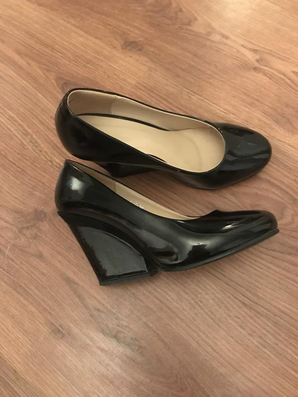 Туфли лаковые - Фото 2