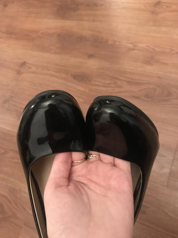 Туфли лаковые - Фото 6