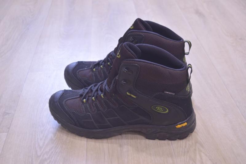 Britting мужские ботинки зимние оригинал - Фото 3