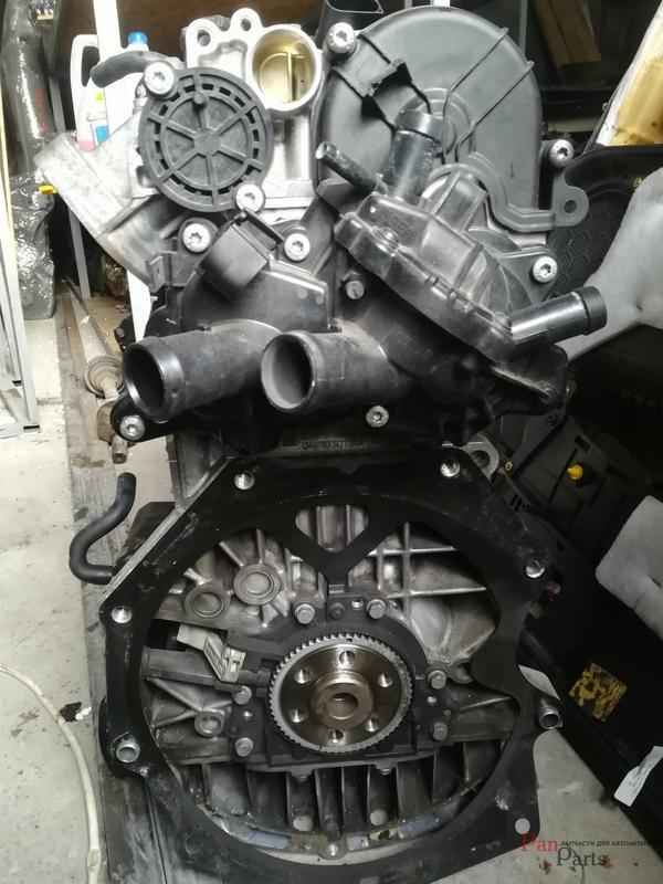 Мотор Октавия 1.2 TSI CJZ Audi VW Seat Skoda двигатель - Фото 2