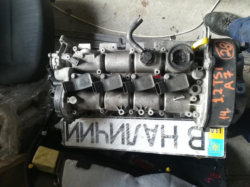 Мотор Октавия 1.2 TSI CJZ Audi VW Seat Skoda двигатель