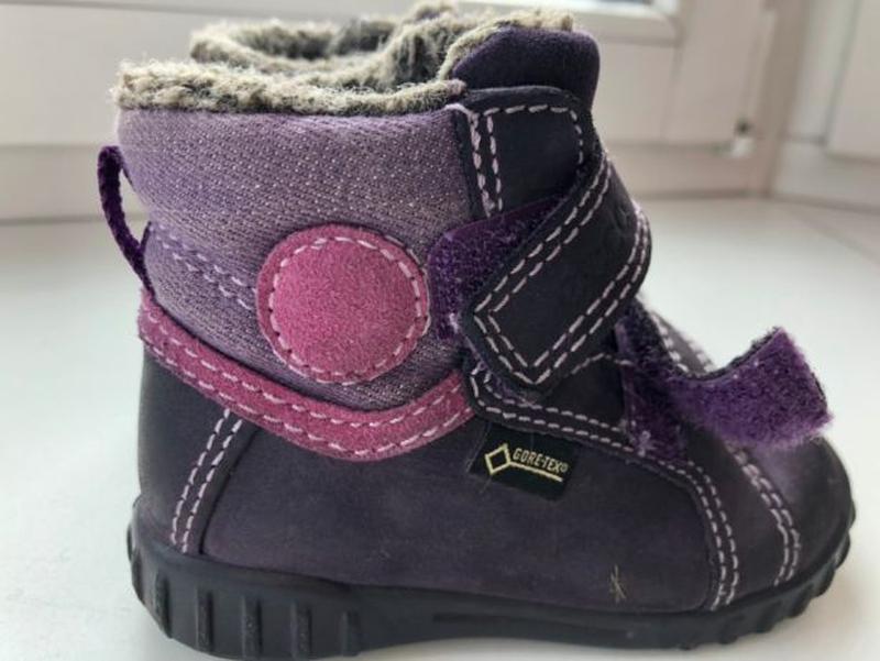Ботинки детские зимние ECCO