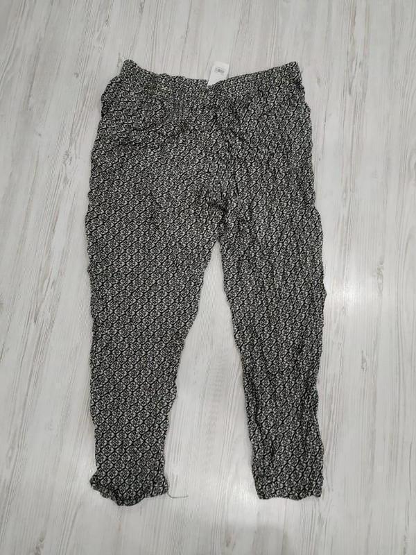 👑♥️final sale 2019 ♥️👑    легкие вискозные брюки аладины