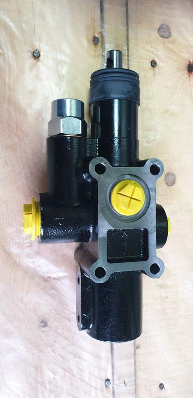 Распределитель гидравлический 4B клапан гидравлический