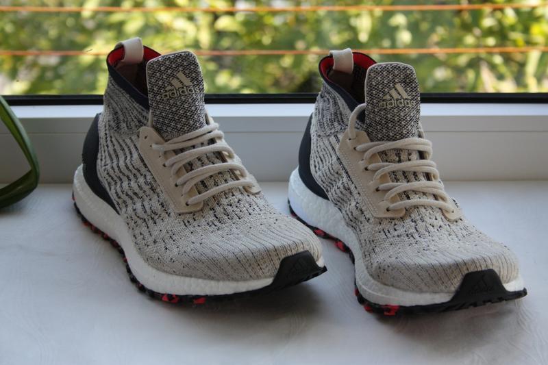 Кроссовки adidas ultra boost all terrain eqt support nmd jogge... - Фото 3