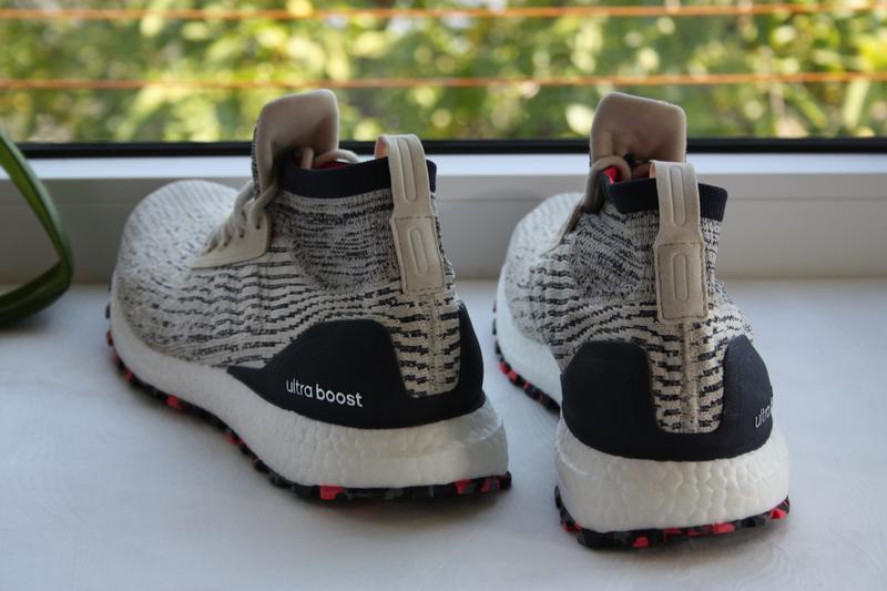 Кроссовки adidas ultra boost all terrain eqt support nmd jogge... - Фото 4
