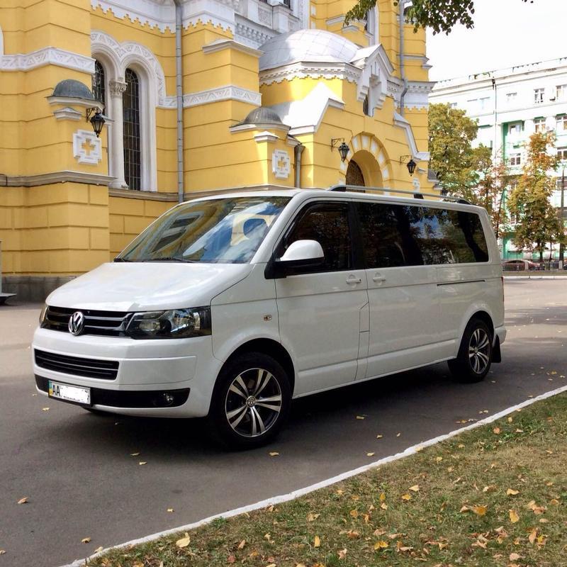 Пассажирские перевозки микроавтобусом - минивэном