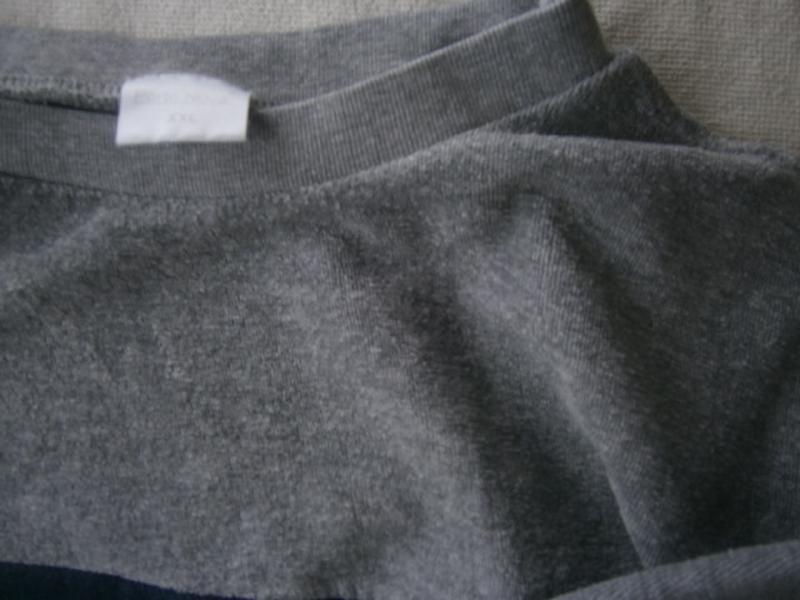 Кофта махровая большой размер - Фото 4