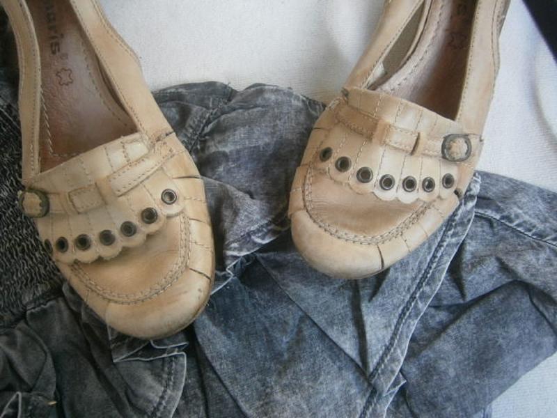 Туфли босоножки лоферы      tomaris - Фото 2