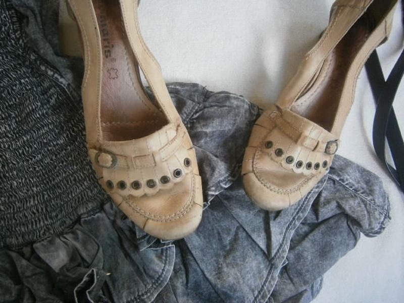 Туфли босоножки лоферы      tomaris - Фото 3