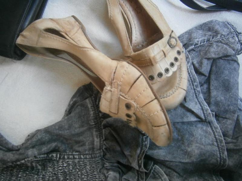 Туфли босоножки лоферы      tomaris - Фото 4